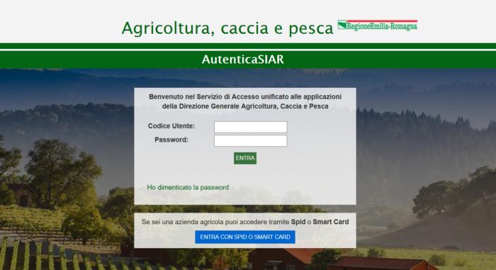 Nuova funzionalità AGRIBIO per le aziende bio della Regione Emilia Romagna