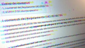 Regolamento (UE) 2020_786 del 15.6.2020 e DM n. 3757 del 9.4.2020