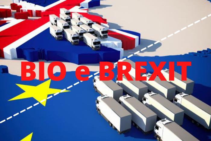 Brexit e prodotti biologici lo stato dell'arte